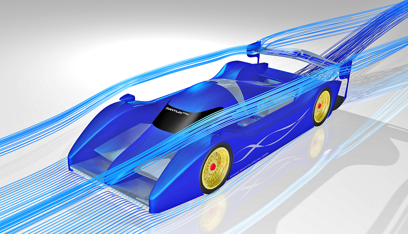 Mantium Racer